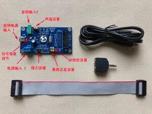 Image 5 - フルカラー RGB 音楽スペクトルオーディオレベル表示アナライザ Vu メーターアンプ