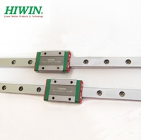 2pcs המקורי Hiwin רכבת MGNR12 L 100mm/200mm/300mm/330mm/ 400mm/500mm/550mm + 2pcs MGN12H בלוקים|מדריכים ליניארים|   -