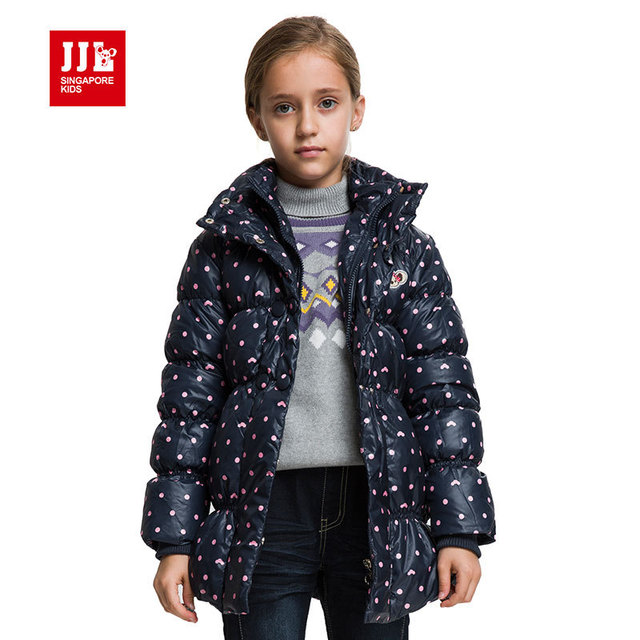 Aliexpress.com : Buy winter jackets for teenage girls white duck ...