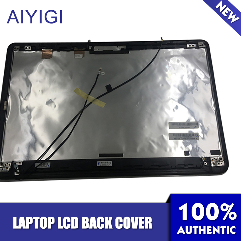 AIYIGI New For Sony Vaio SVF152A29W SVF152A29L SVF152C29L SVF152C29M LCD Back Cover Top Case A Shell Fit Touch SVF152