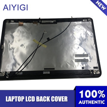 AIYIGI New For Sony Vaio SVF152A29W SVF152A29L SVF152C29L SVF152C29M LCD Back Cover Top Case A Shell Fit Touch SVF152 for sony for vaio svf15 svf152 svf152a29m laptop motherboard a1945023a da0hk9mb6d0 pentium 2117