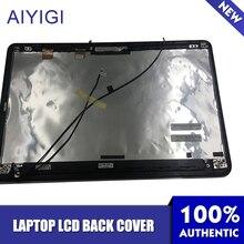 AIYIGI חדש עבור Sony Vaio SVF152A29W SVF152A29L SVF152C29L SVF152C29M LCD חזרה כיסוי מקרה העליון מעטפת Fit מגע SVF152