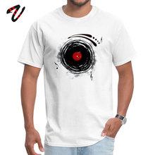 Rick & Morty On Vinyl Records Retro Grunge white T Shirts for Men Plain VALENTINE DAY O-Neck Touhou white T Shirt Tops Tees kef q200c white vinyl