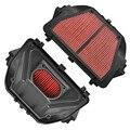 Moto de la motocicleta del filtro de aire fit para yamaha yzf r6 2010 2011 2012 2013 yzf-r6 10 11 12 13 yzfr6 nuevo