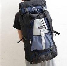 2018 NEW Hot-selling Unisex Military multi-function patchwork Backpack MEN'S large capacity Travel bag Rucksacks Shoulder bag