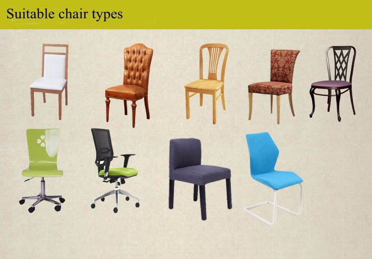 suitable chair types
