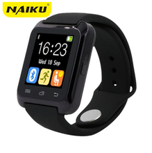 Smartwatch Bluetooth Smart Watch U80 for iPhone IOS Android Smart Phone Wear Clock Wearable Device Smartwach PK U8 GT08 DZ09 W8