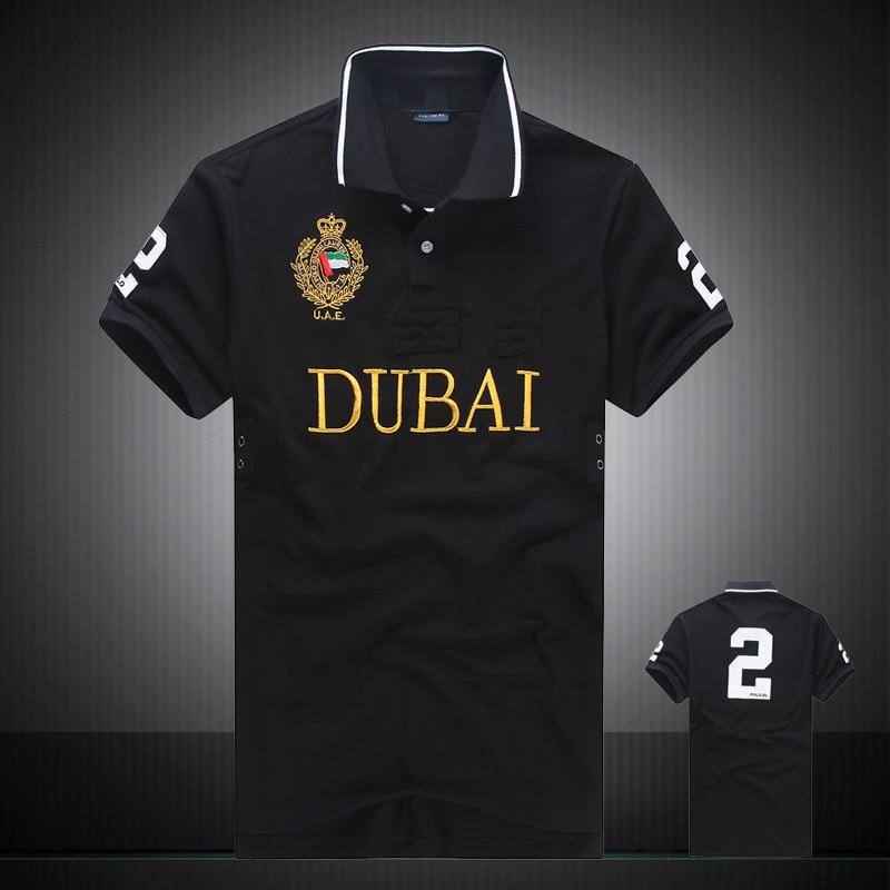 2019 Mens   Polo   Shirt Brands 100% Cotton Lapel heren   polo   shirt men City Name Embroidery tenis   polo   shirt men   Polos   Man homme