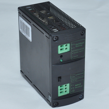 MURR ELEKTRONIK 85083 MCS5-230/24 SINGLE PHASE Guide rail switching power supply image