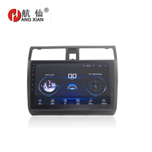 HANG XIAN 10 Quadcore Android 8.1 Car radio stereo for Suzuki Swift 2005-2016 car dvd player GPS navigation multimedia