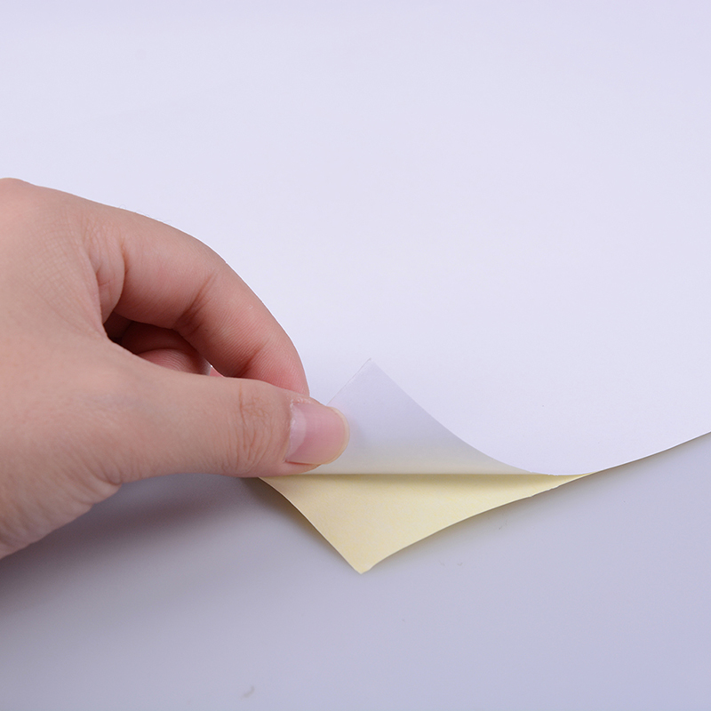 10pcs/set A4 matt printable white self adhesive sticker paper Iink for office 210mmx297mm 5