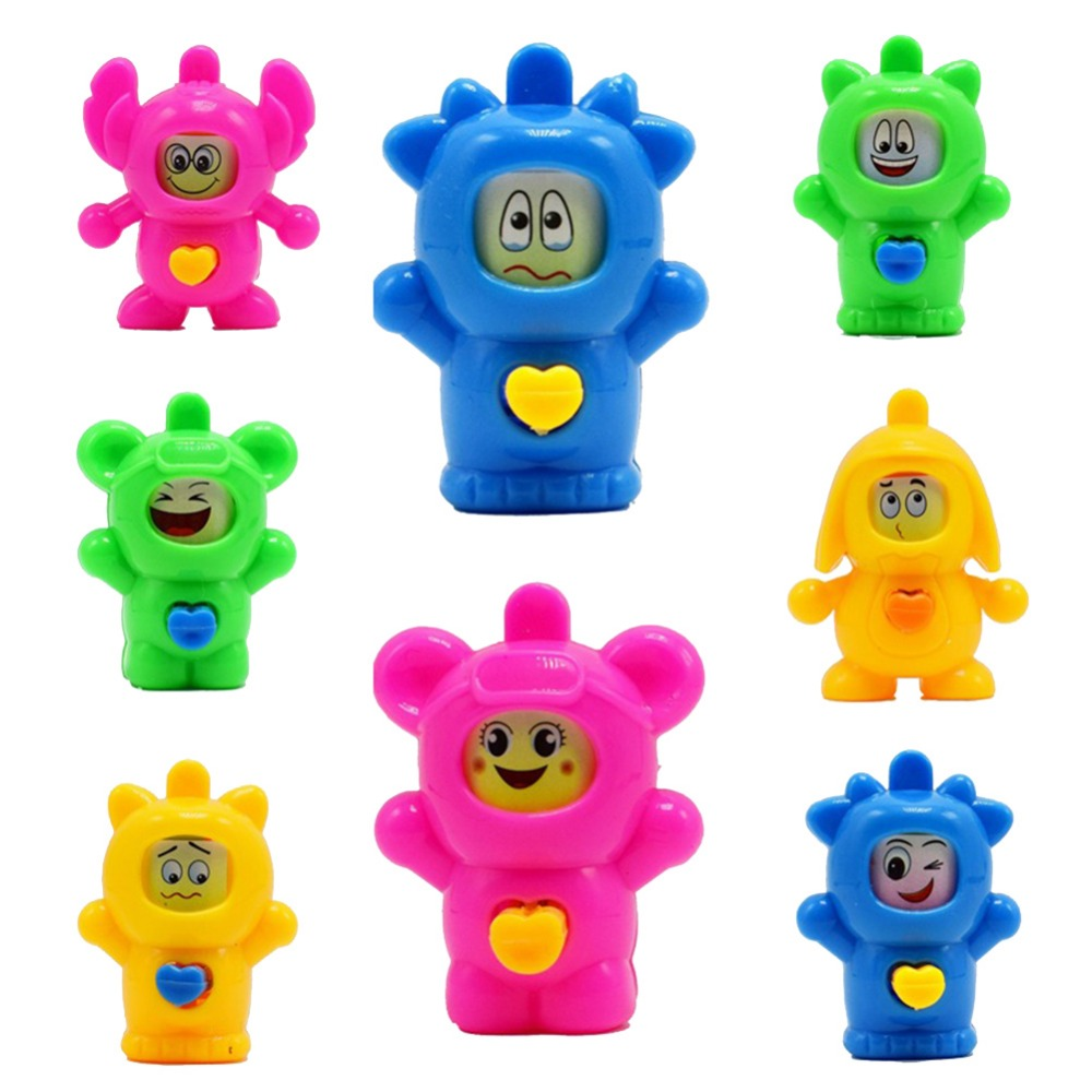10 Pcs Funny Faces Change Kid Toys Lovely Small Toy Practical Jokes ...