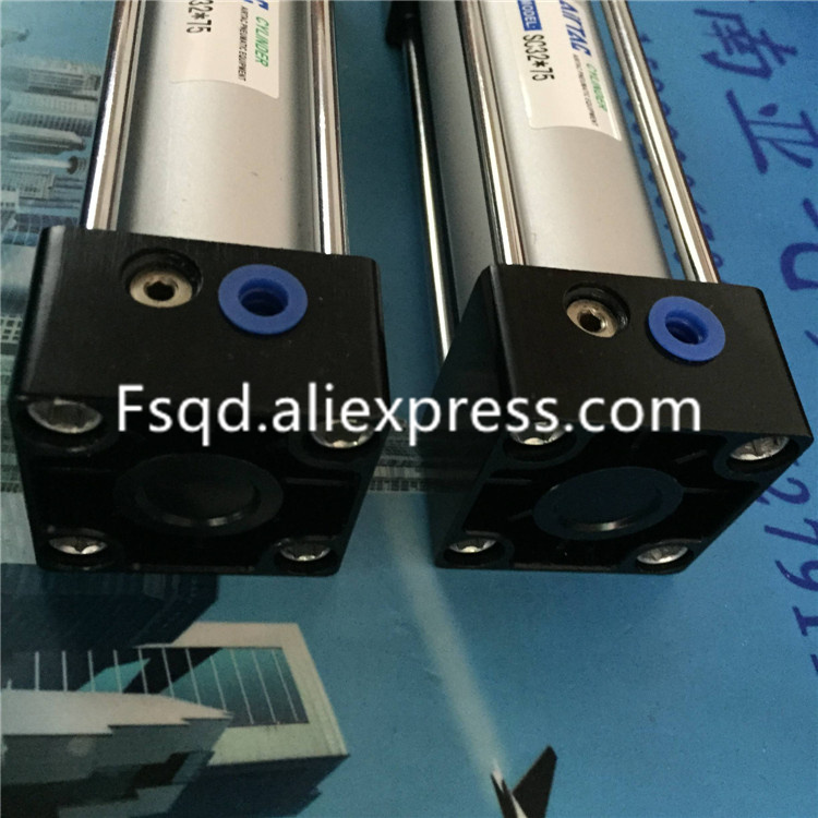 SC32*75 AIRTAC Standard cylinder,32mm bore sizes, 75mm stroke,air cylinder pneumatic component air tools su63 100 s airtac air cylinder pneumatic component air tools su series