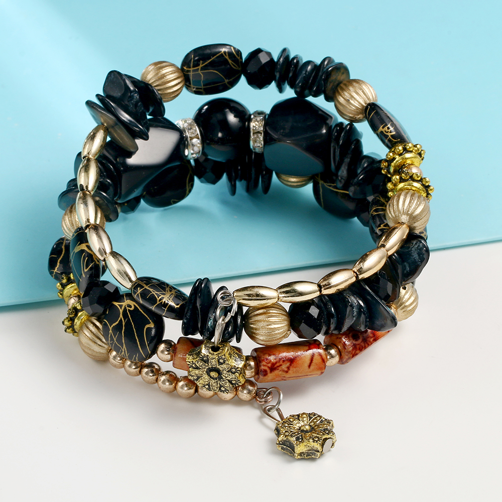 Bohemian fashion charm bracelets for women 5