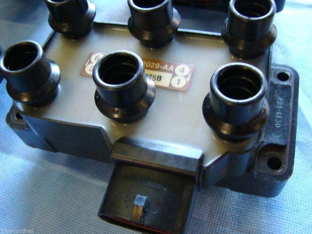 IGNITION COIL for FORD RANGER USA EXPLORER MUSTANG 4.0 V6 MAZDA 626 ...