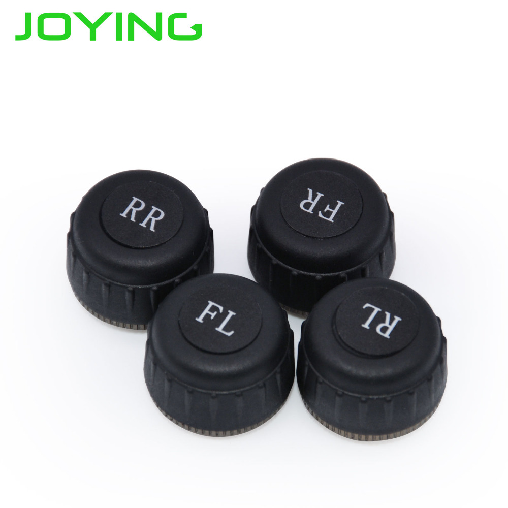 JOYING USB Car TPMS Tire Pressure Monitor Alarm System Kit for Android DVD Stereo Multimedia Player Auto Security Alarm Systems
