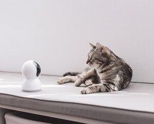 Image 5 - Xiaomi Mijia – caméra intelligente sans fil, Angle 720 degrés, Vision nocturne, Angle 360 degrés, WIFI, Zoom magique