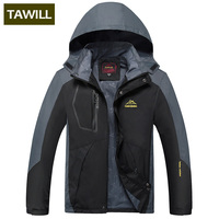 TAWILL 2017 New Men S Waterproof Windpoof Jackets Men Spring Autumn Jacket Coats Male Brand Clothing