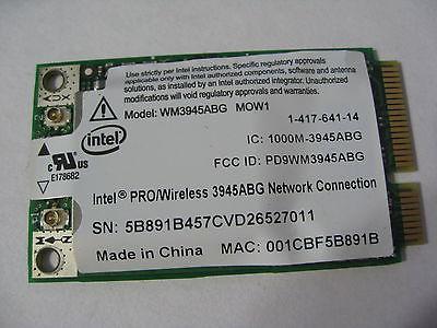 Networking Wireless Adapter Card For Intel Wm3945abg 3945abg 3945 Wifi Mini Pcie 42t0853 For Thinkpad Ibm Lenovo T60 T61 R61 Z61 X60