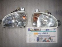 Taishan KAMA KM804, the front head lights, Left or right one according to requirement