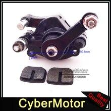 Minimoto Rear Disc Brake Caliper Pads Shoes For 2 Stroke Mini Gas