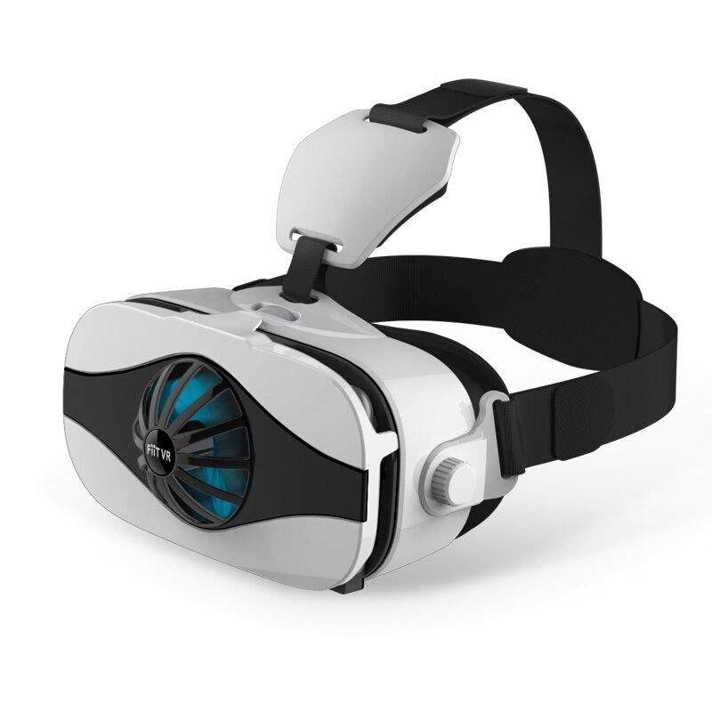 VR 3D Glasses Box Virtual Reality Goggle Eye Trave VR