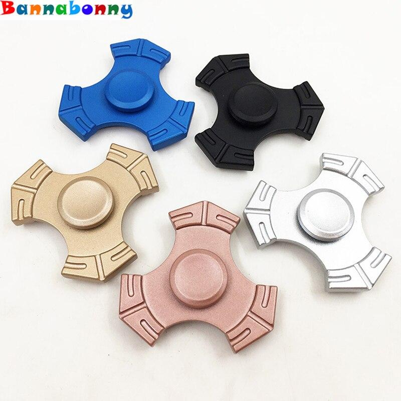 20PCS Lot New Gyro Fidget Spinner Steering Wheel Gossip Fidget EDC HandSpinner Anti Stress Finger Spinner
