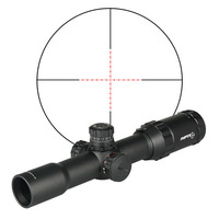 High Quality Luxury Tactical Sniper 1.5X 4X Spotting Rifle Hunting Scope For Hunting CS Wargame HS1 0165A