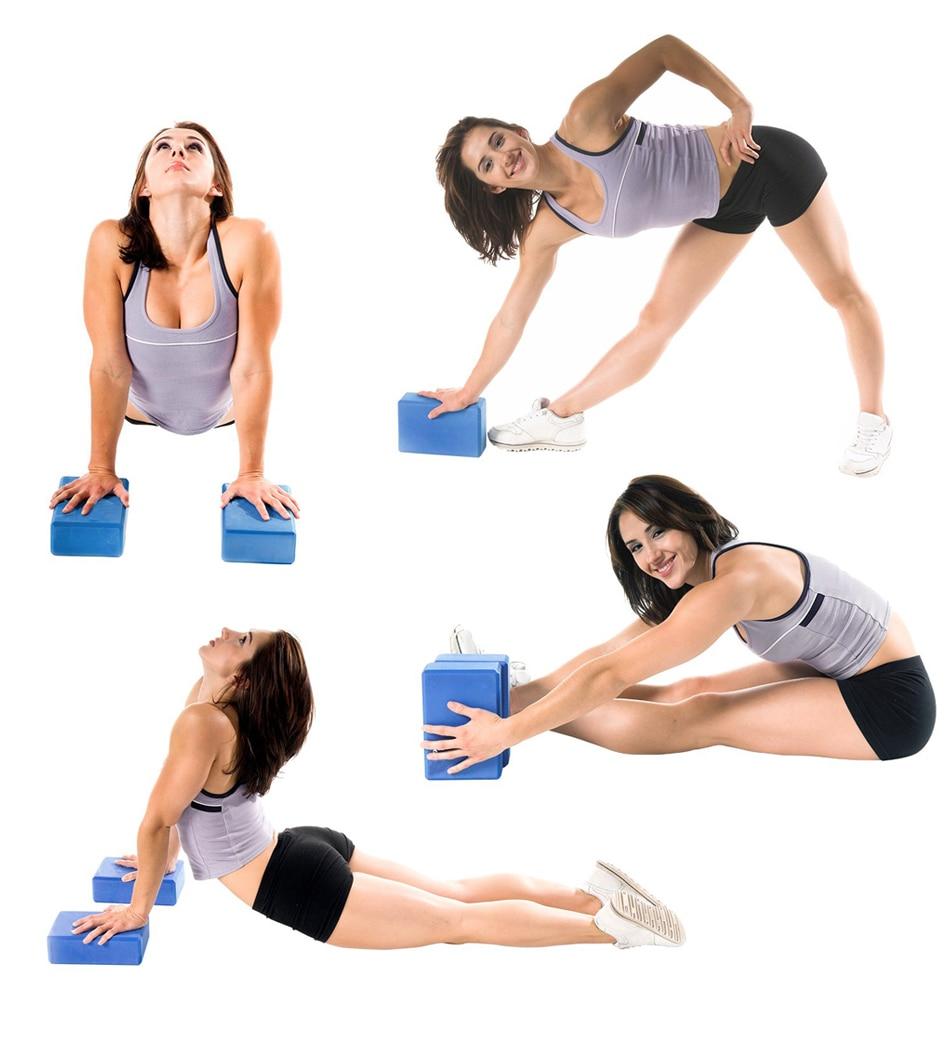 Yoga Foam Block-Improves Yoga Poses