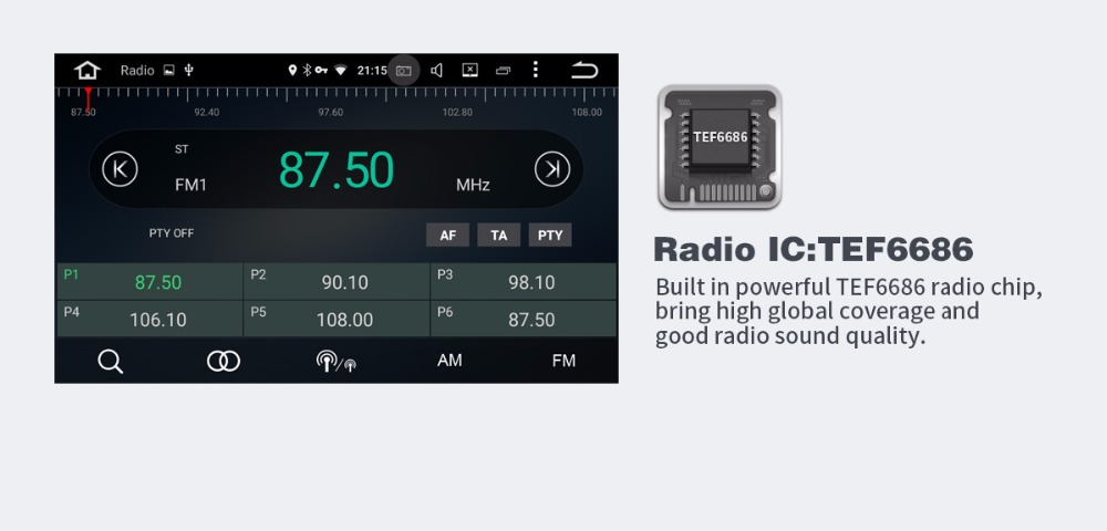 Dollar USD Radio Android 8