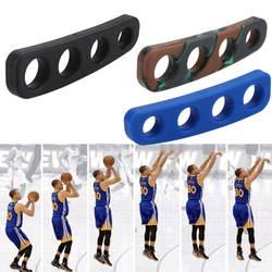 1 шт. силиконовый замок баскетбольный мяч стрельба тренер тренировочные аксессуары трехточечный Размер s/m/l для детей Взрослый Человек