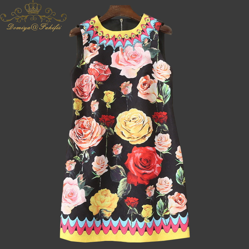2018 Newest Luxurious High Quality Three-dimensional Beading Embroidered Sleeveless Cotton Slim Tank Dress Women Family Clothes pearl beading eyelet embroidered cuff tiered dress