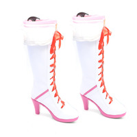LoveLive אחרי בית הספר פעילות קוספליי מגפי נעלי שער חלום אהבה בשידור חי Custom Made