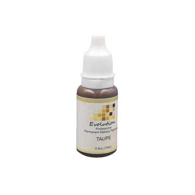 TAUPE Evelution extratos vegetais orgânicos de alta intensidade não-tóxico tattoo MIX micro Pigmento de tinta permanente da composição