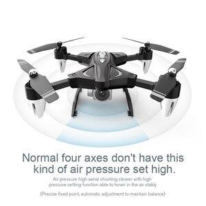 Image 3 - F69Pro 2.4G 5MP 1080P Wide Angle WIFI FPV HD Camera Foldable RC Drone Quadrocopt Toys 5.27