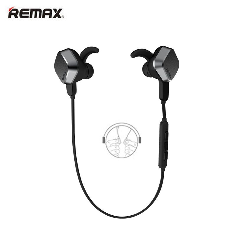 Remax S2 bluetooth 4.1 Sports Stereo Bluetooth earphone with Mic headset wireless Base-Driven for iphone mobile Phone for Xiaomi remax 2 in1 mini bluetooth 4 0 headphones usb car charger dock wireless car headset bluetooth earphone for iphone 7 6s android