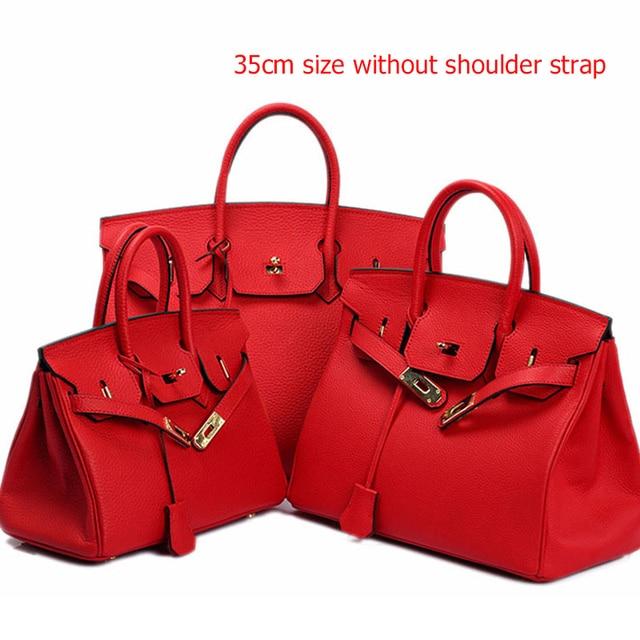100% Genuine leather Shoulder Bag 5
