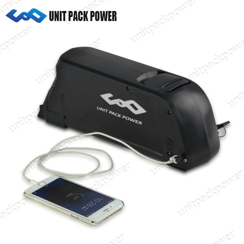 UPP 36V 13Ah 48V 10Ah Electric Bicycle Battery 48V Lithium Battery for 500W 350W BBS01 BBS02