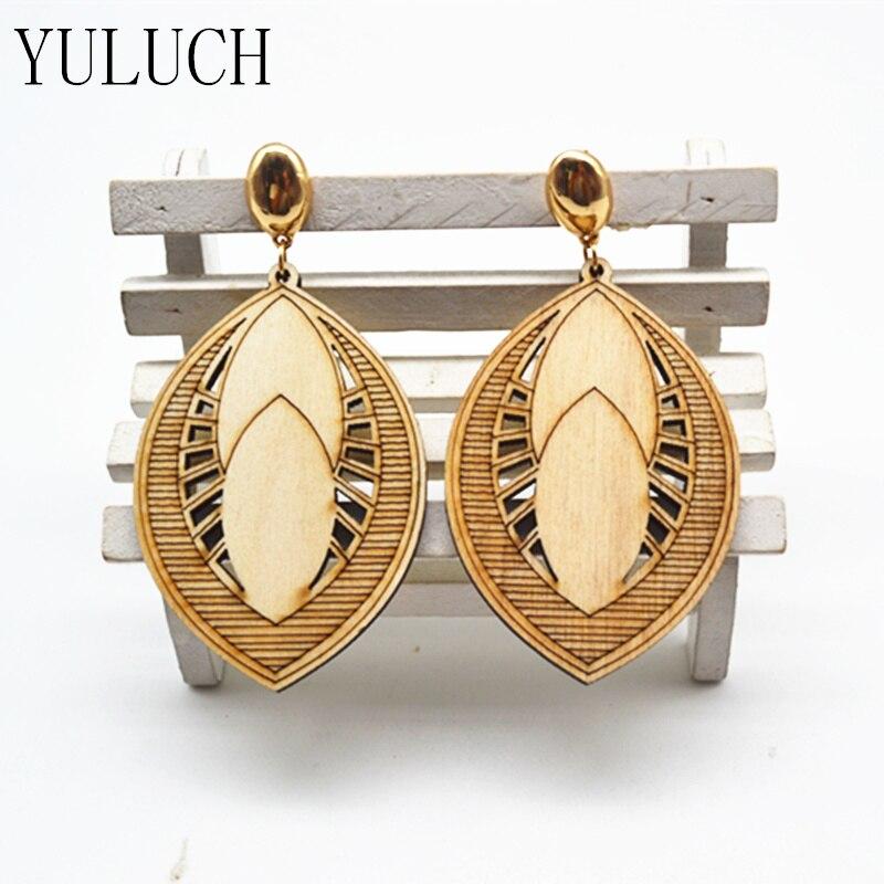 Купить yuluch женские серьги ручной работы в африканском национальном