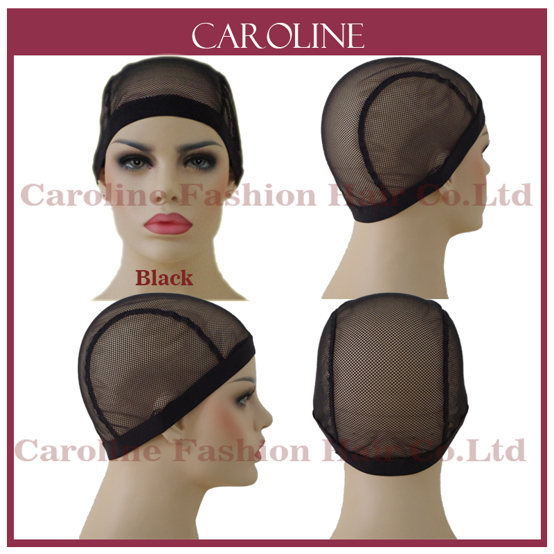 Glueless Lace Wig Cap For Making Wigs With Adjustable Straps Weaving Caps  For Women Hair Net   Hairnets Easycap Wholesale 6033 ee3fceebd7ee