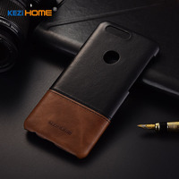 Kezihome Oneplus 5T Case Cover Original Hard Back Cover Stitching Genuine Capa Coque Funda One Plus