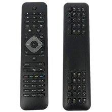 키보드가있는 필립스 TV 용 새로운 오리지널 리모콘 TVRC51312/12 YKF315 Z01 Fitt