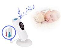 GB101 baby phone camera de surveillance 2.4 inch LCD IR Night Light Vision Temperature Monitor VOX micro enfant musique