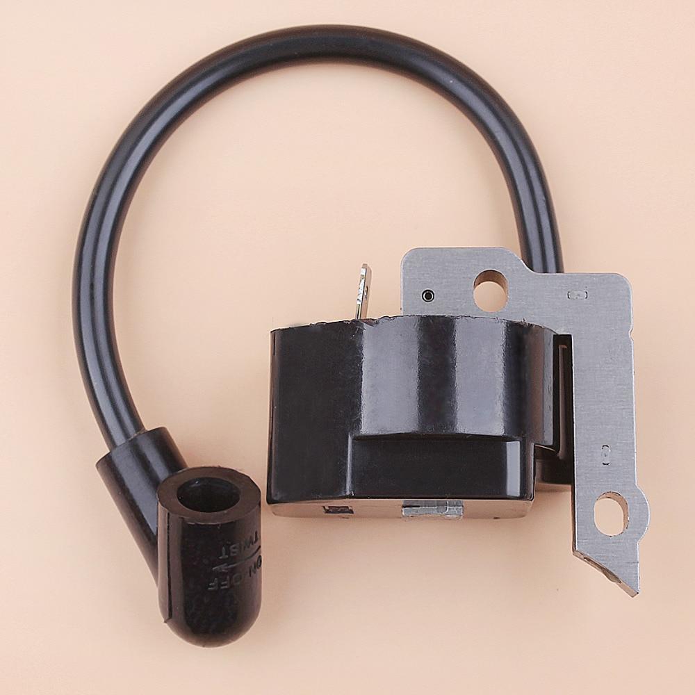 Ignition Coil Fit Ryobi RY39500 RY26520 RY26540 RY28000 RY28040 Homelite UT 08580 08981 08520 08921 08550 08951 Trimmer Blower