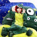 Fancytrader 200 см Х 150 см Милые Мягкие Плюшевые Гигантского Динозавра: Двуспальная Кровать Диван Ковер Татами Матрас FT50324