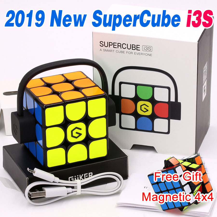 Magic cube puzzle 2019 Update Version Original Xiaomi Giiker super i3S AI Intelligent Smart Magnetic Bluetooth