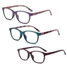 470eb62d93 New Flower Reading Glasses Presbyopia Eyeglasses Reading Glasses Men Women  1.0 1.5 2.0 2.5 3.0 3.5 4.0 Diopter for Old People