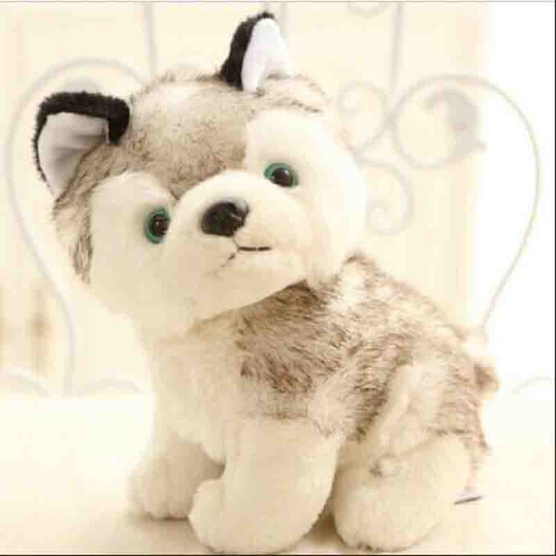 new Stuffed push Animal doggy 18cm Plush Toy for childrens gift or car decoration gift