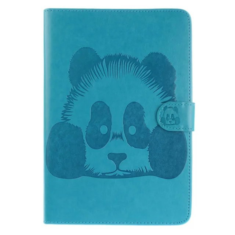 For Samsung Galaxy Tab S2 8.0 T710 Cases Wallet Panda Pattern Leather Flip Stand Cover Case for Samsung Galaxy Tab S2 T715