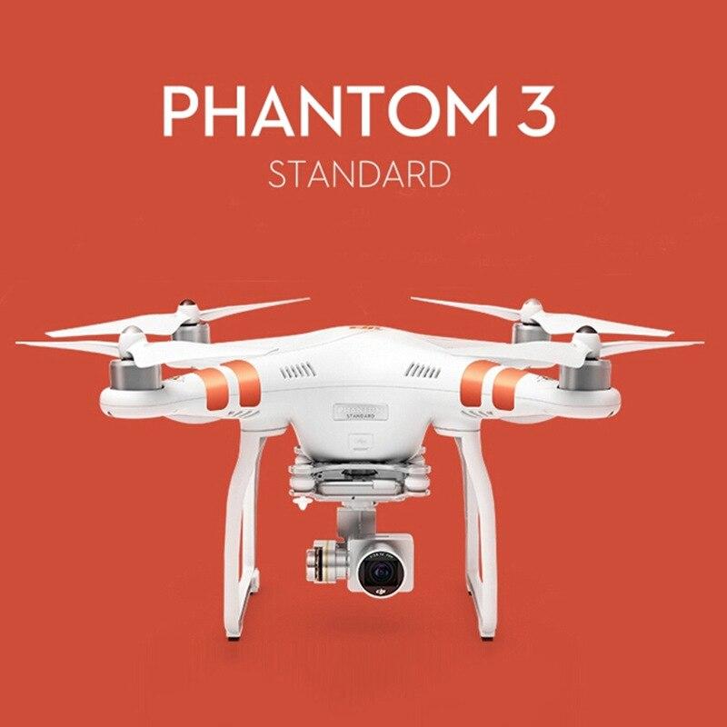 Original DJI Phantom 3 Standard FPV With 12MP Camera Shoots 2.7K Video RC Quadcopter RTF